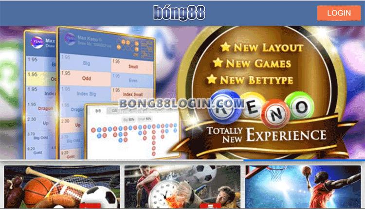 Login bong88 trên điện thoại Iphone